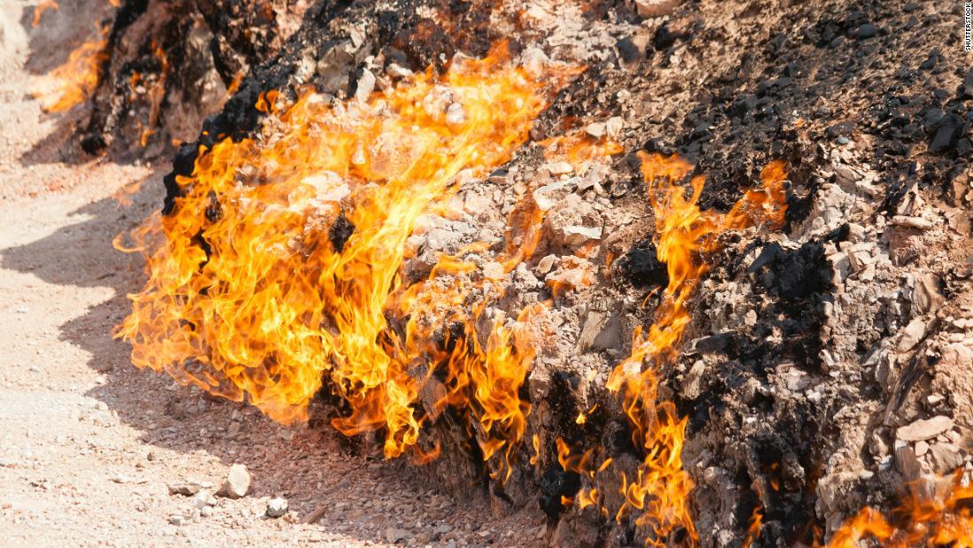 """""""Tierra del Fuego"""" arde de 4000 de ani"""