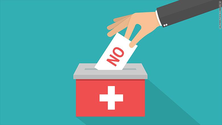 Alegătorii elvețieni resping revizuirea impozitelor pe profit