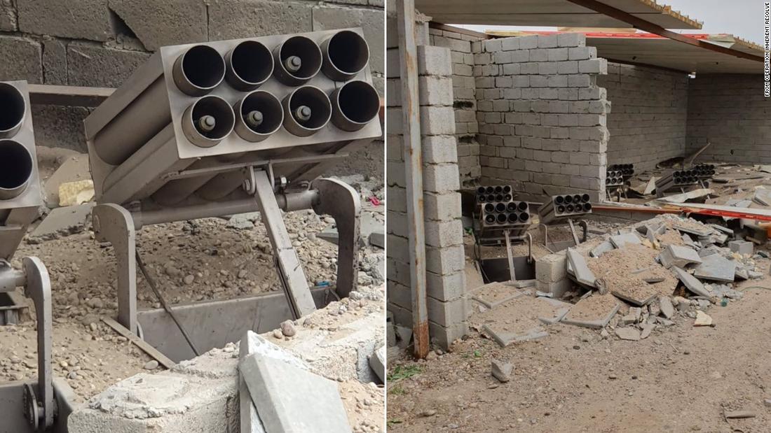 Atac din Irak: americanii răniți după ce rachetele au lovit baza irakiană pentru a doua oară într-o săptămână