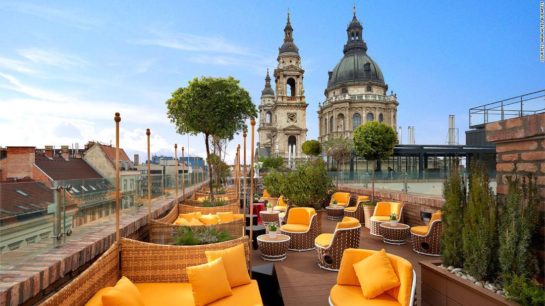 Baruri de lux din Budapesta: cele mai bune locuri pentru a merge