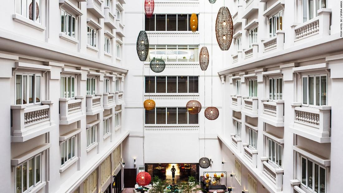 Cele mai bune hoteluri de lux din Hanoi Atracții turistice CNN