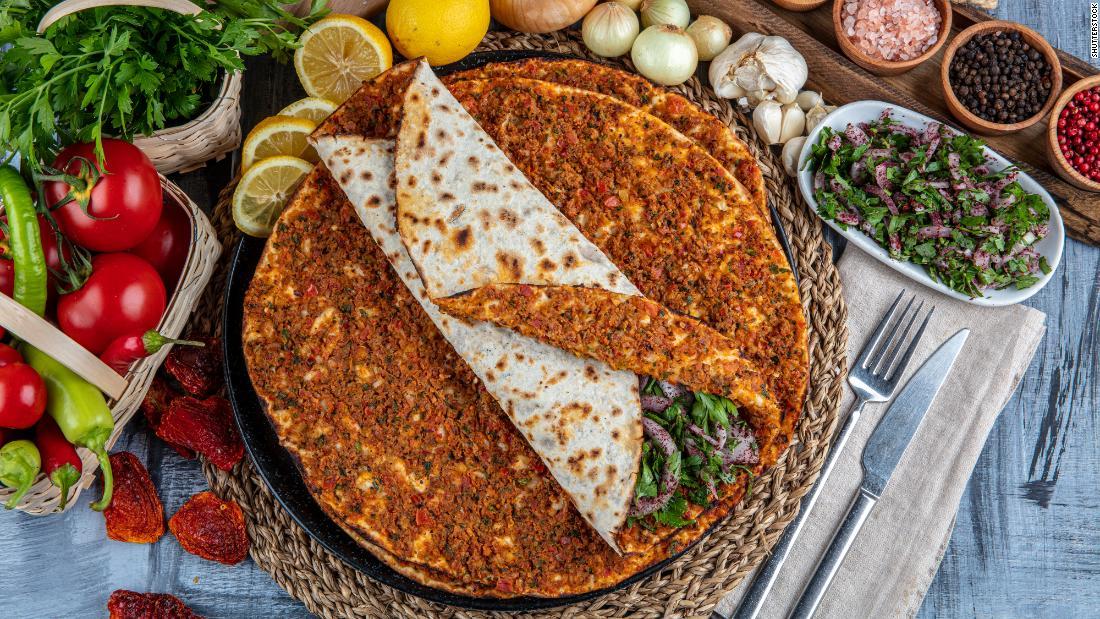 Cele mai bune preparate turcești: 23 de mâncăruri delicioase