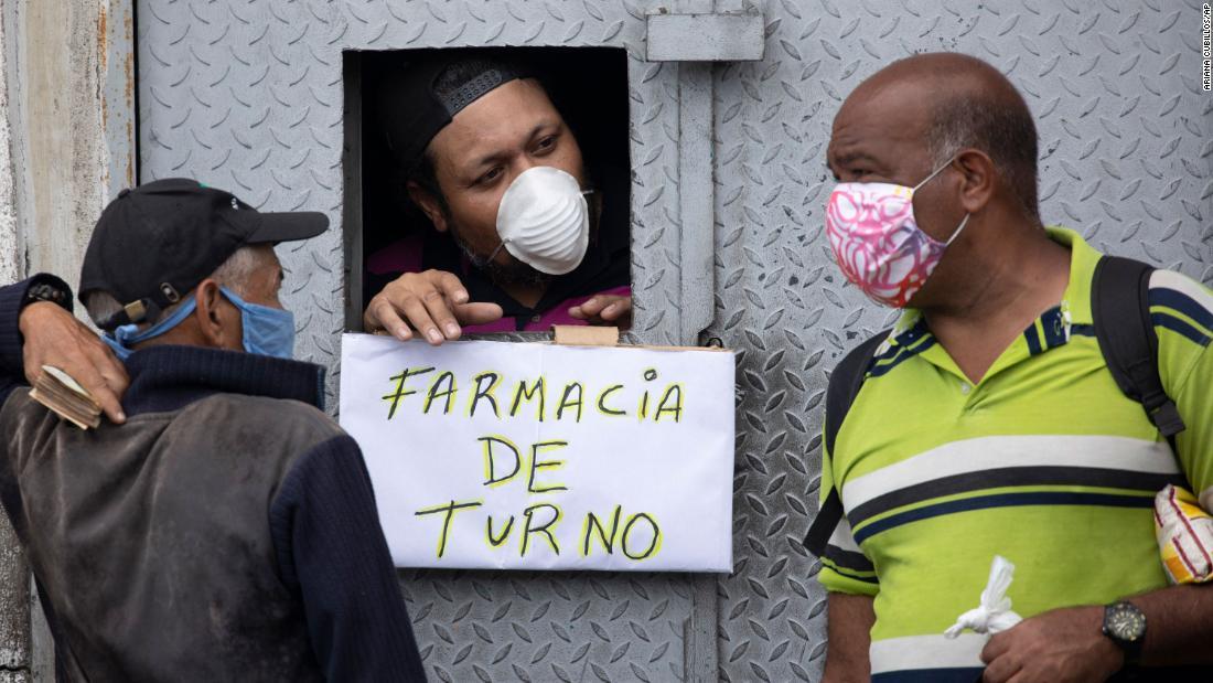 Coronavirusul din Venezuela: medicii se tem cel mai rău pe măsură ce abordările pandemice globale