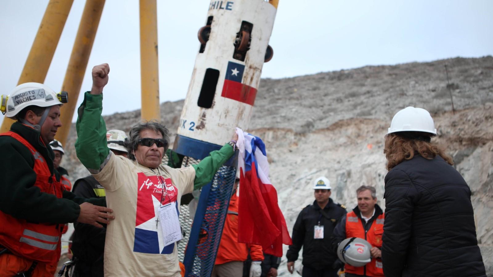 Fapte rapide de salvare a minelor din Chile