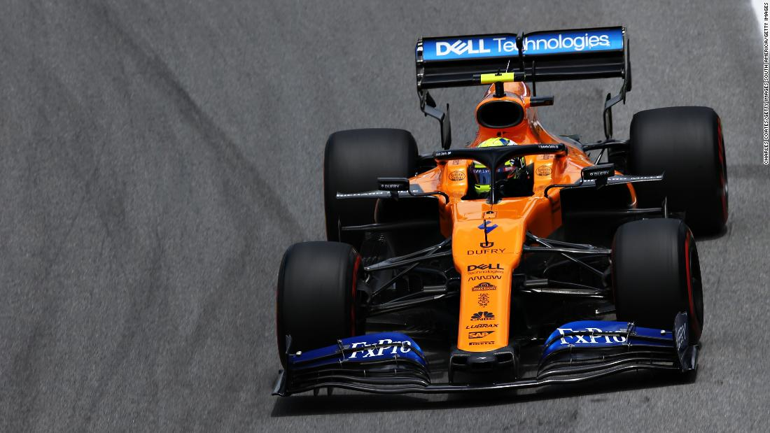 Formula 1 este virtuală, deoarece Marele Premiu Bahrain începe sezonul