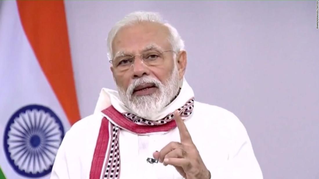 India Modi extinde blocarea națională a coronavirusului până la 3 mai