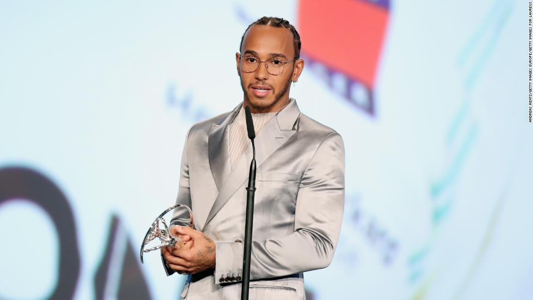 Lewis Hamilton face apel la diversitate și incluziune