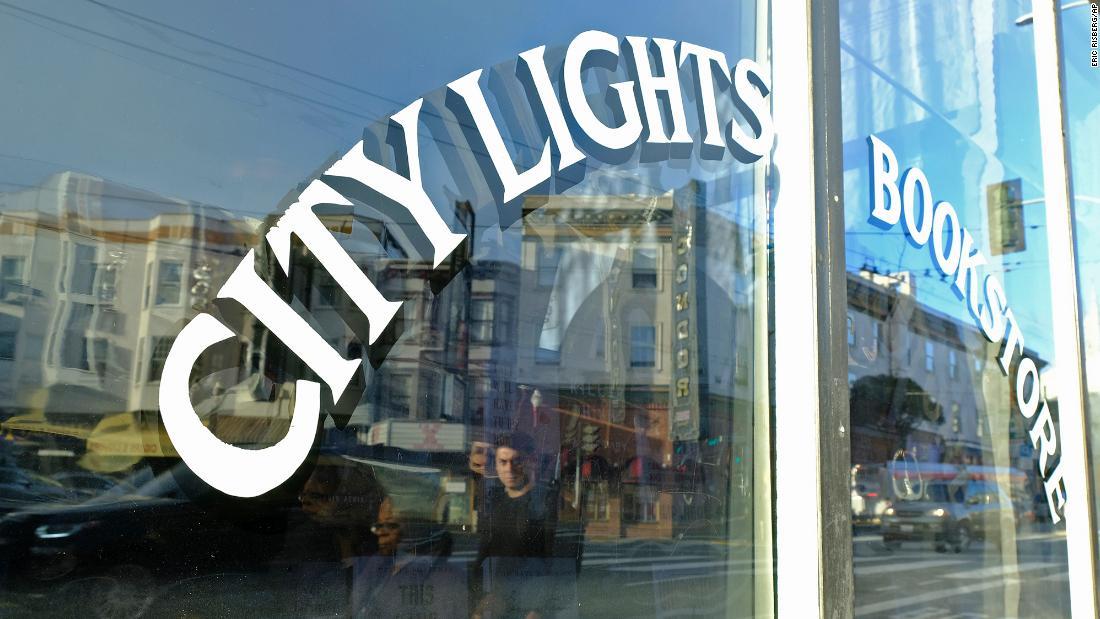Librăria iconică City Lights din San Francisco urmează să se închidă