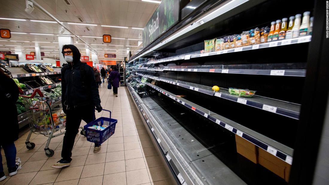 Lipsa globală de produse alimentare: iată de ce magazinele alimentare nu au ceea ce îți dorești