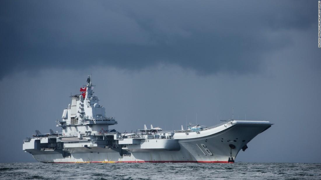 Marina chineză a PLA verifică coronavirusul și desfășurarea transportatorului de aeronave o dovedește, spune un raport