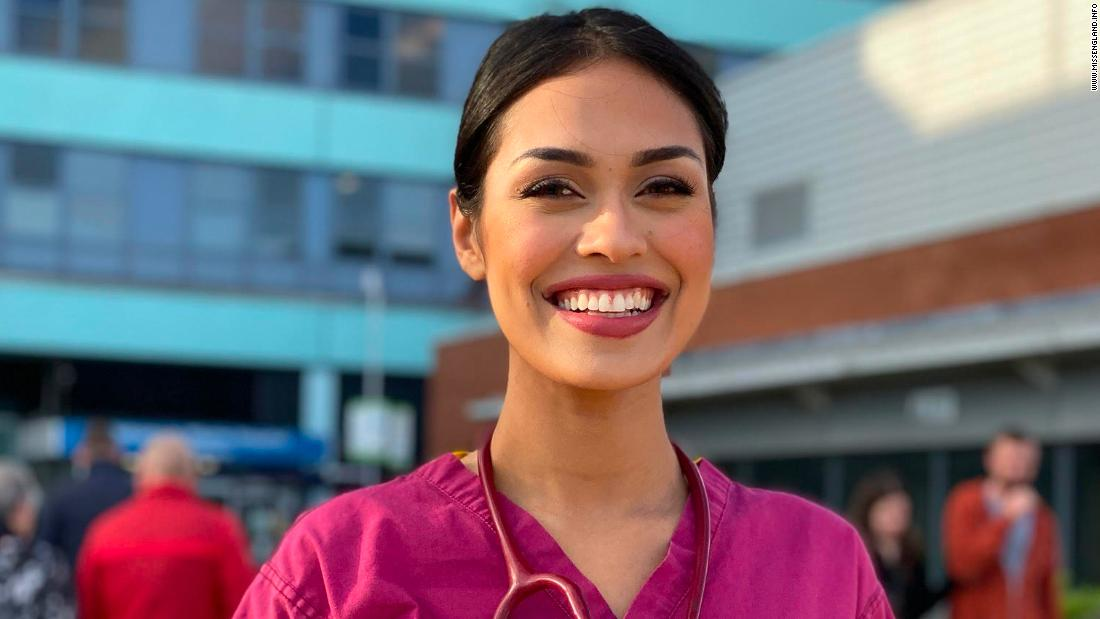 Bhasha Mukherjee will return to work as a junior doctor after up to 14 days in self-isolation.