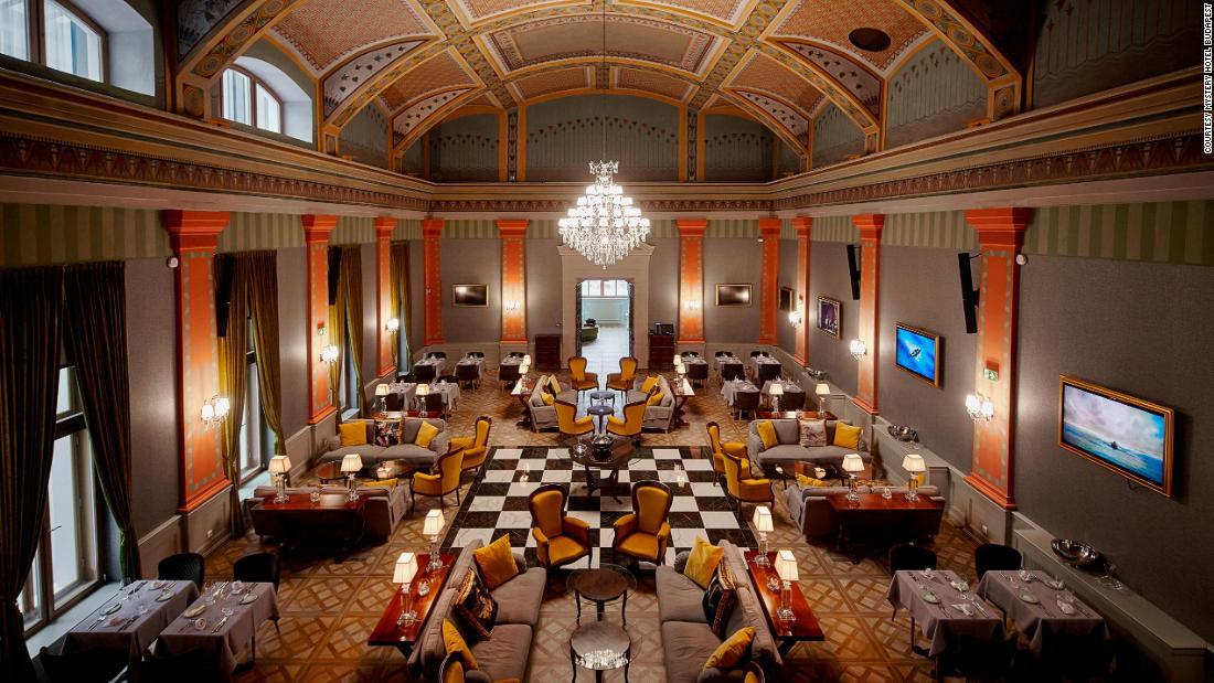 Mystery Hotel Budapesta: hotelul destinat gusturilor