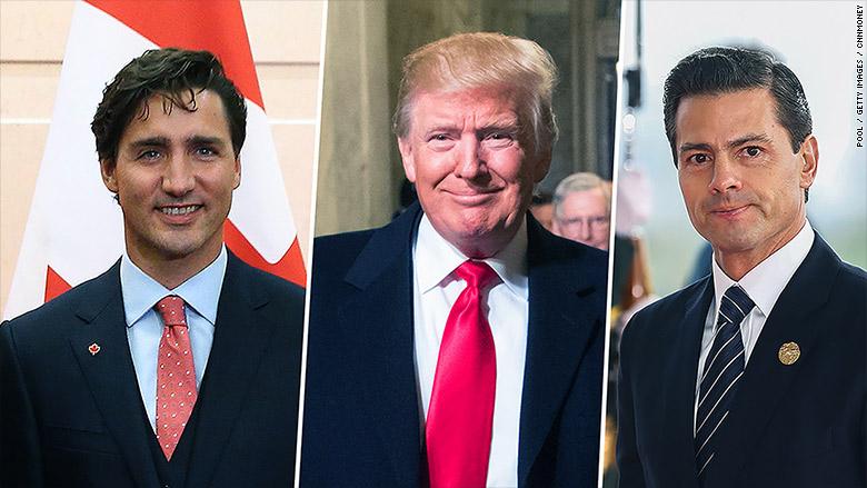 NAFTA American Nemesis: Canada, Nu Mexic