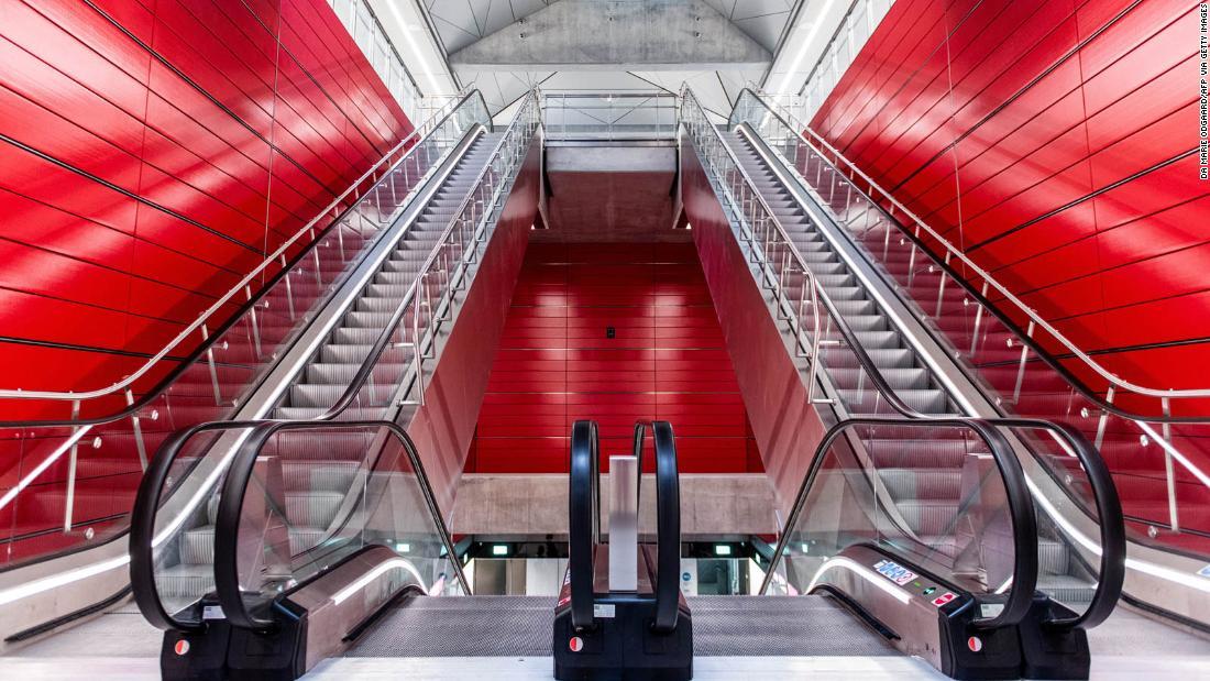Noua linie M3 Cityring de la Copenhaga Metrou schimbă jocul