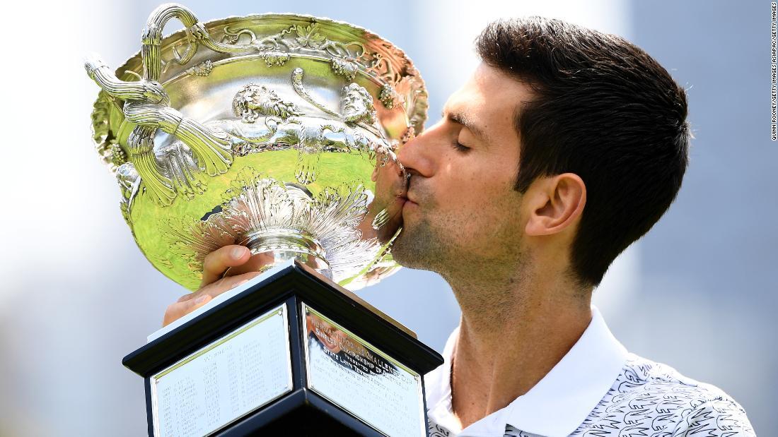 Novak Djokovic spune că educația dificilă din Serbia l-a făcut să fie mai înfometat pentru succes după ce a câștigat la Australian Open