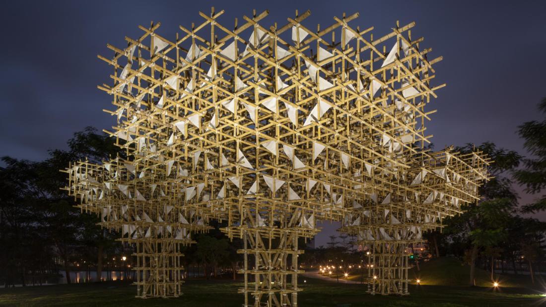 Păstrarea tradiției bambusului Macau prin lucrări sculpturale
