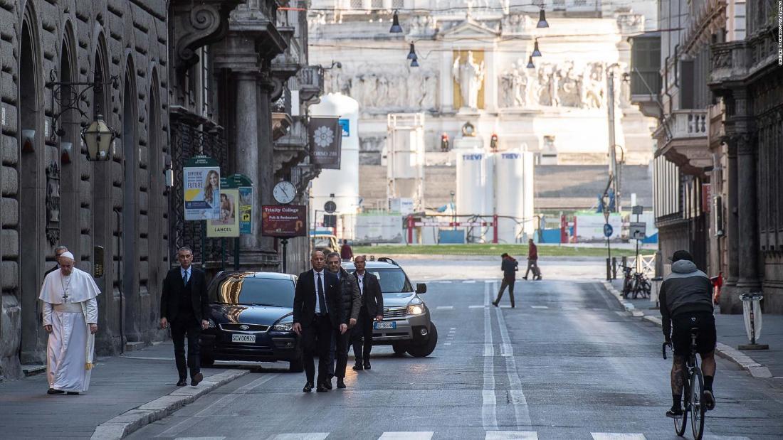 Papa Francisc: pandemia coronavirusului ar putea fi răspunsul naturii la criza climatică