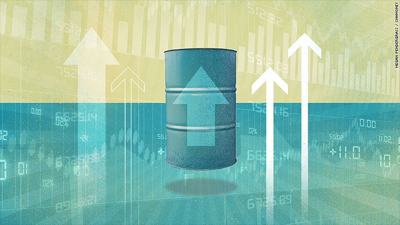 election2016 markets oil up