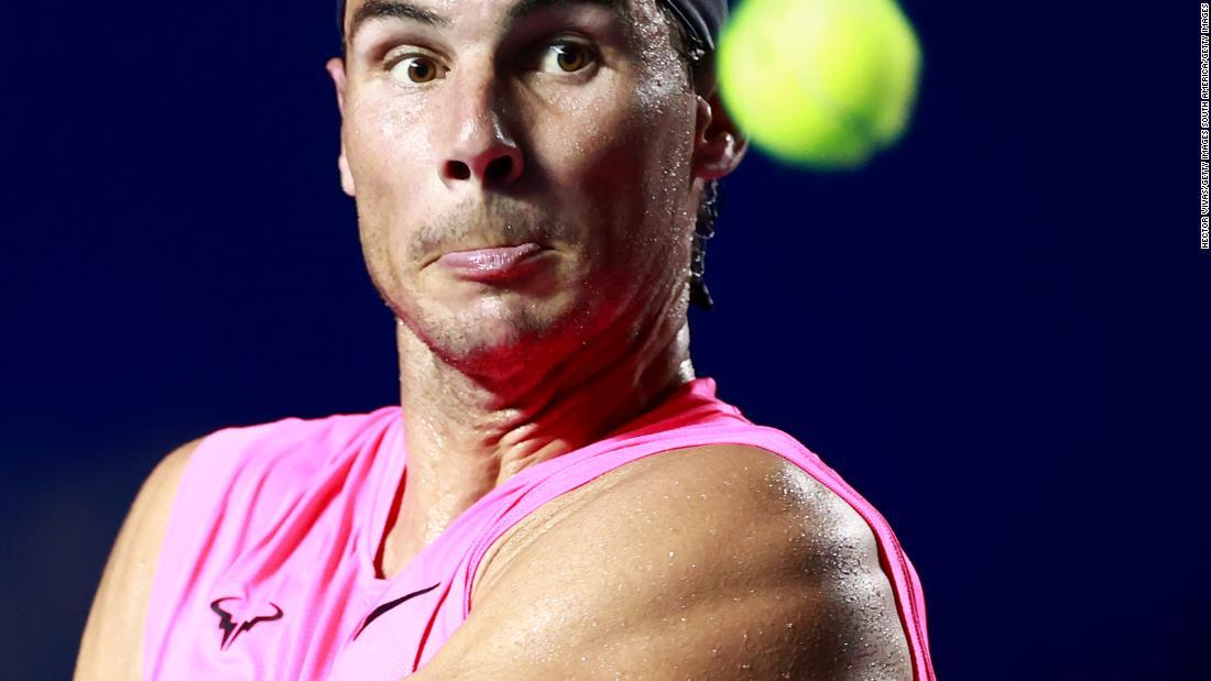 Rafael Nadal îi asigură pe părinți în timp ce academia sa se închide în mijlocul unui coronavirus