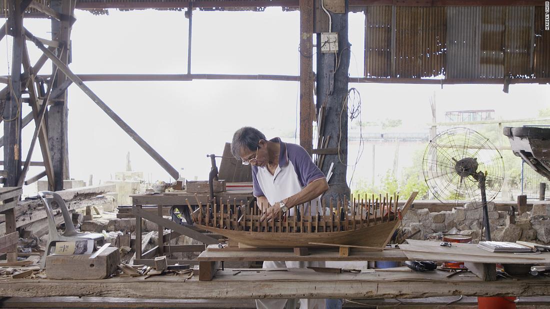 Replicile navelor istorice evocă trecutul maritim al Macao
