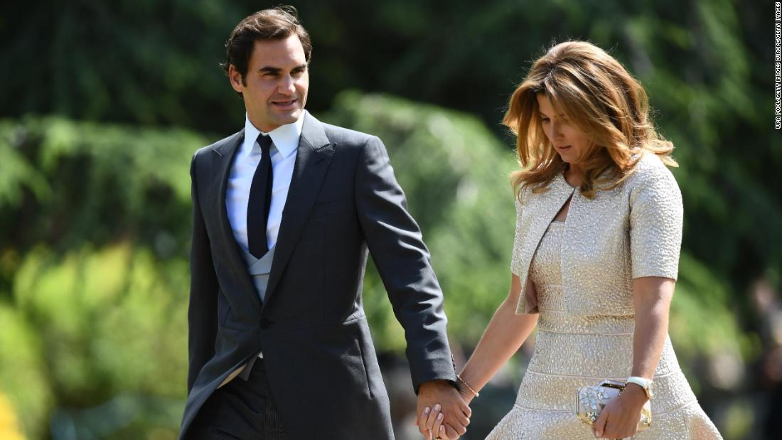 Roger Federer și soția sa donează 1 milion de dolari pentru combaterea coronavirusului