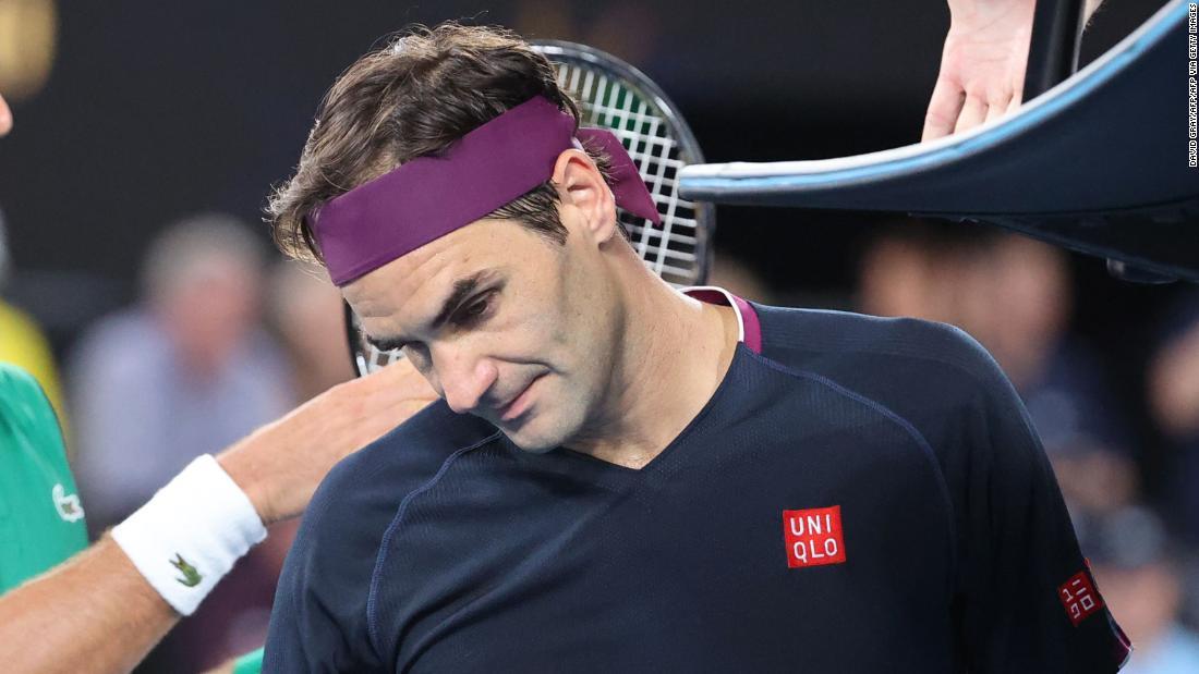 Roger Federer se retrage din Openul Francez după o intervenție la genunchi