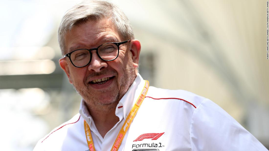 Sezonul F1 2020 ar putea începe în spatele ușilor închise, spune directorul general Ross Brawn