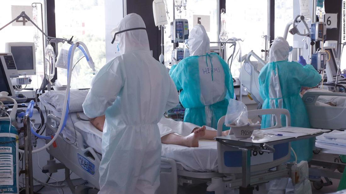 Spania Coronavirus: țara nu se află încă într-o fază de descarcerare, avertizează ministrul Sănătății