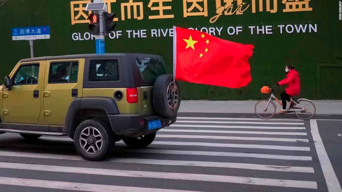 Sud-africanii din Wuhan condamnă evacuarea