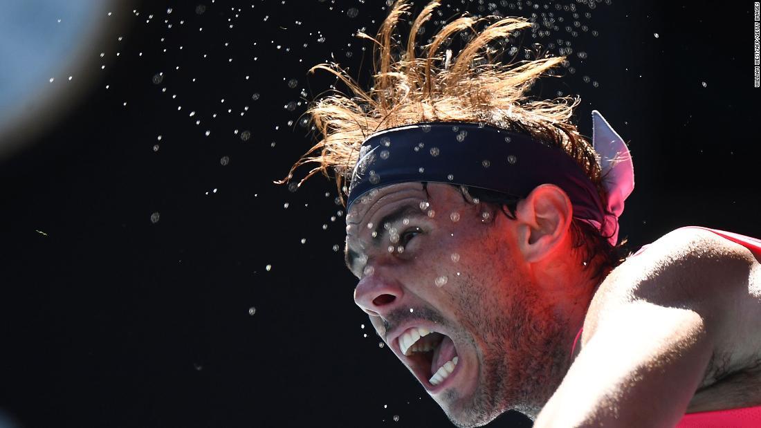 Tenisul profesional suspendat până în iunie, deoarece pandemia de coronavirus continuă să afecteze sportul