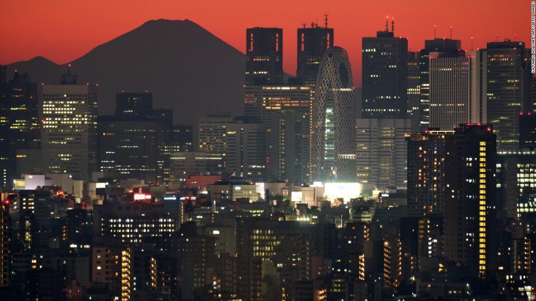 Tokyo se pregătește pentru Jocurile Olimpice 2020 și Cupa Mondială de Rugby