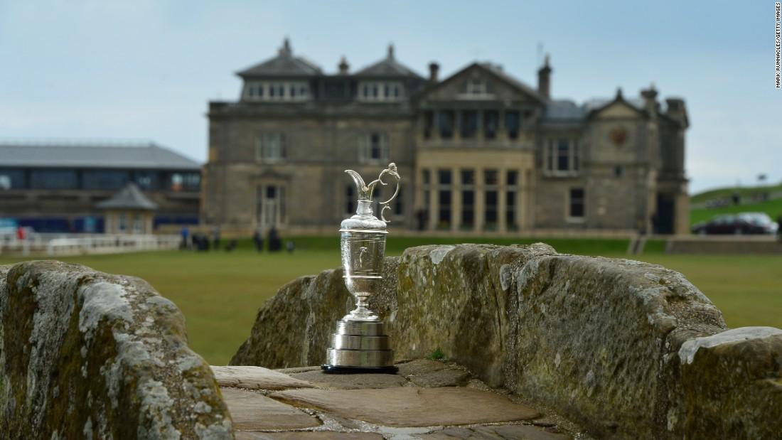 Turneu britanic de golf deschis