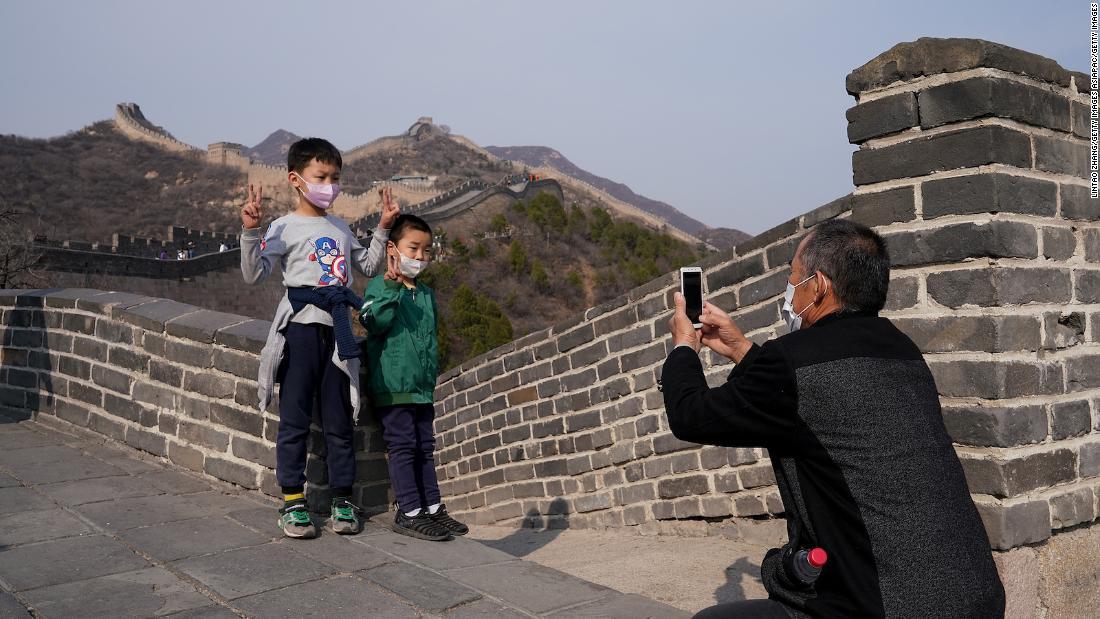 Unde sunt călătorii chinezi post-coronavirus?