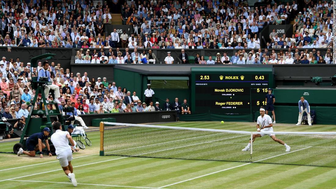Wimbledon ar putea fi anulată odată cu decizia care va fi luată săptămâna viitoare