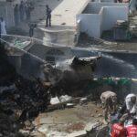 Zborurile Pakistan International Airlines s-au prăbușit în Karachi