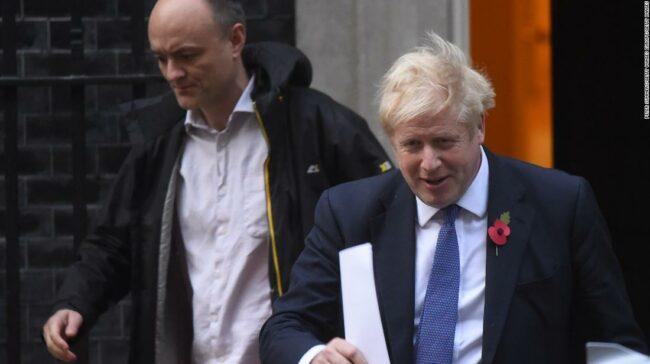 Boris Johnson prezintă Ghidul de redeschidere din Marea Britanie