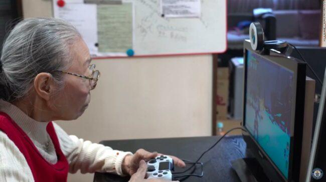 Bunică jucătoare japoneză: cunoașteți Hamako Mori, 90 de ani, cel mai vechi joc video YouTuber