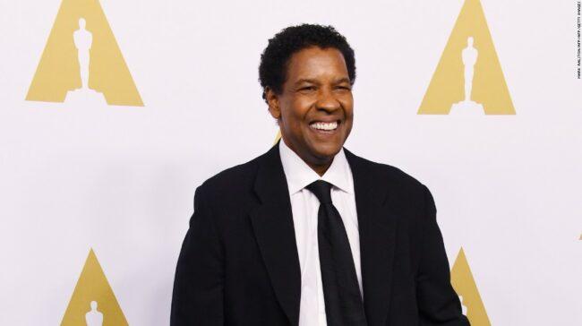 """Denzel Washington l-a numit """"bun samaritean"""" după ce a ajutat un bărbat în suferință"""