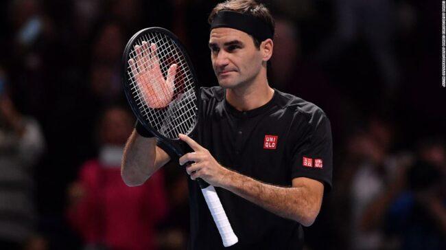 """Federer crede că întoarcerea tenisului este """"departe"""""""