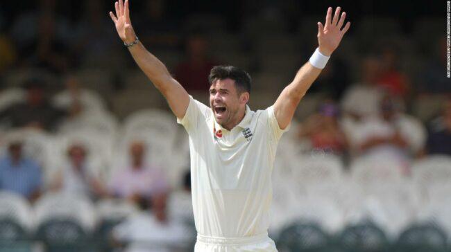 """Marele cricketer al Angliei James Anderson """"caută cu disperare să iasă și să se joace"""" în ciuda nervilor care înconjoară coronavirusul"""