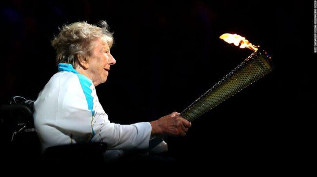 Margaret Maughan: Pionierul paralimpic moare la 91 de ani