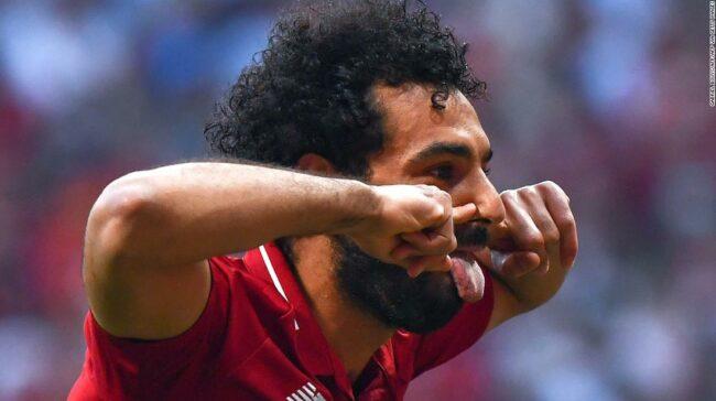 Mo Salah spune că ultima sărbătoare a obiectivului fiicei a fost inspirată de fiică