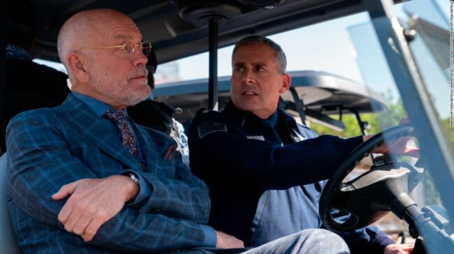 Revizuirea `` Space Force '': Steve Carell într-o parodie Netflix care nu ajunge niciodată la decolare