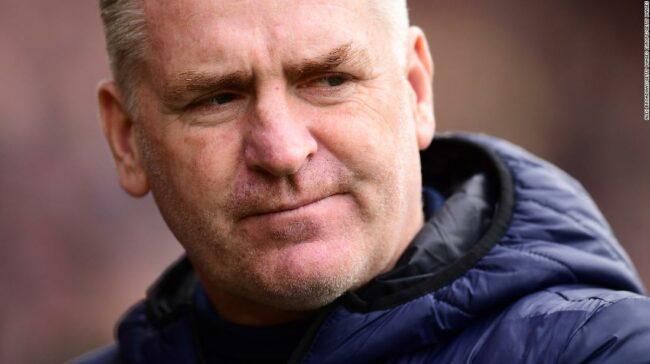 Tatăl directorului Aston Villa, Dean Smith, moare după ce a contractat coronavirus