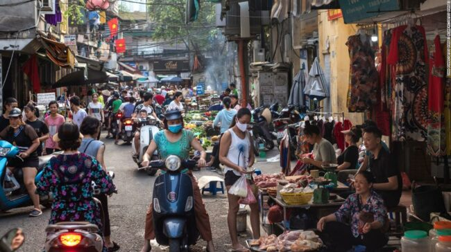 This is what life after lockdown looks like in Vietnam
