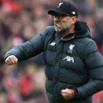 Șeful Liverpool, Jurgen Klopp, urmărește un potențial record de puncte după câștigarea titlului din Premier League