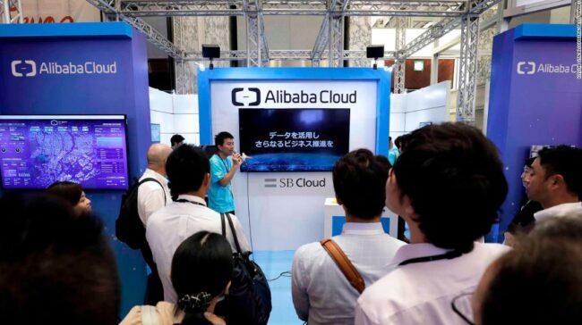 Alibaba să angajeze 5.000 de lucrători în timp ce impulsurile pandemice solicită servicii cloud