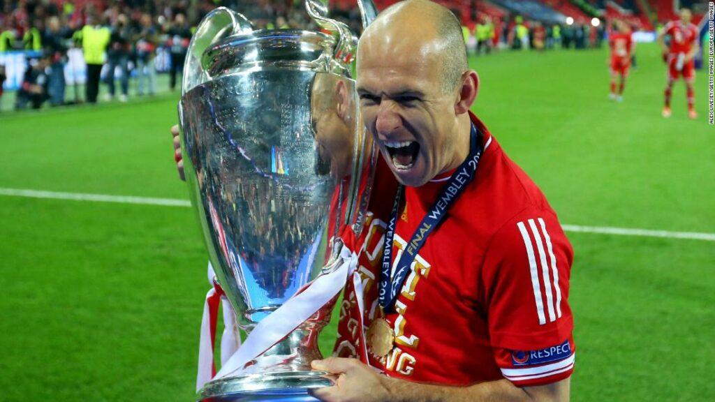 Arjen Robben va reveni cu primul club de la Groningen
