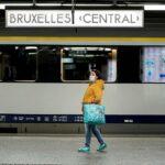 Belgia oferă 10 călătorii cu trenul gratuit tuturor rezidenților ca ușoare de blocare