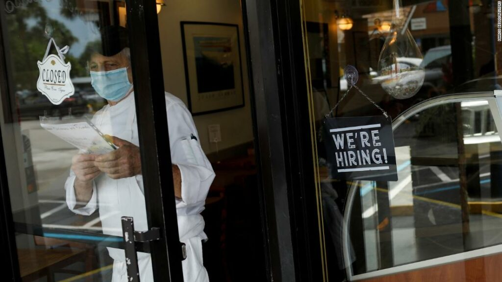 Cifrele șomajului pentru luna mai au fost șocante. Iată cum toată lumea a greșit
